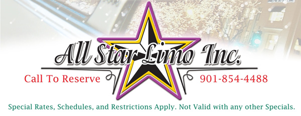 All Star Limo Inc. Logo